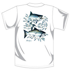 SALMON $15 IN LONG SLEEVE ALSO